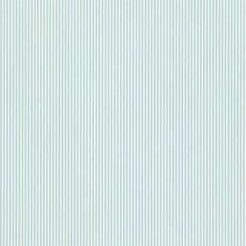 Tickety Boo Turquoise White
