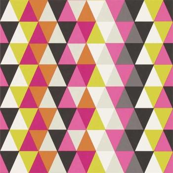 Kaléidoscope Pink Orange Multi
