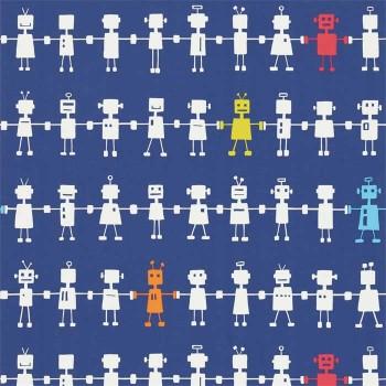 Reggie Robot Navy Multi