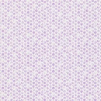 Ditsy Daisy Purple