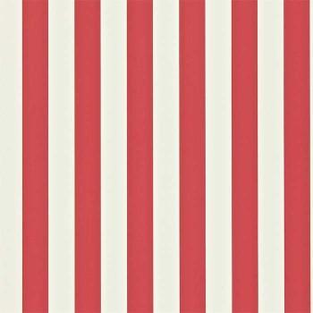Mimi Stripe Red White