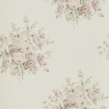 Wainscott Floral Antique Rose