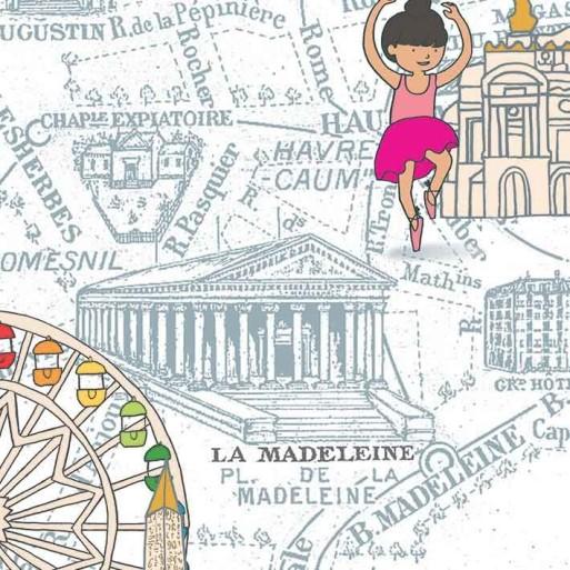 Panoramique Mes vacances à Paris