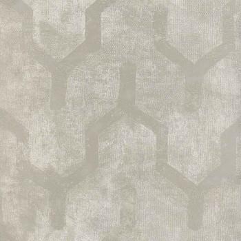 Papier peint Ténébreuse Beige - Vertige - Casamance