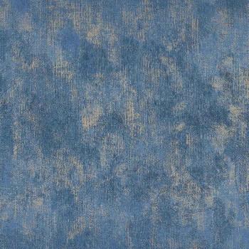 Papier peint Intense Bleu - Vertige - Casamance