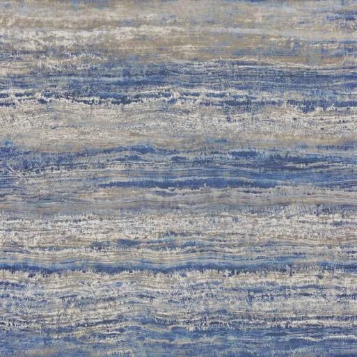 Papier peint Extase Marine - Shadows - Casamance