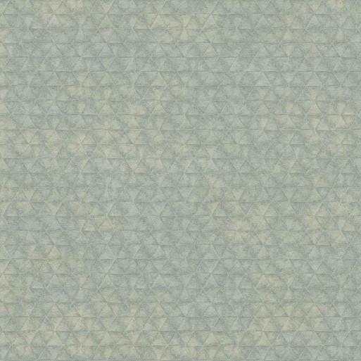 Papier peint Irony Vert de gris - Shadows - Casamance