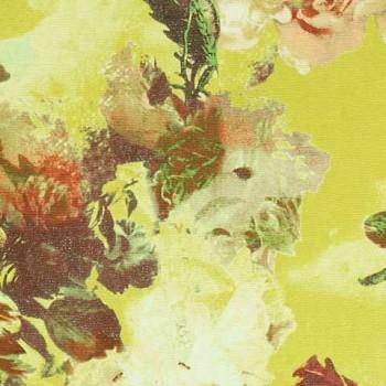 Papier peint Flamboyant Pollen - Jean-Paul Gaultier