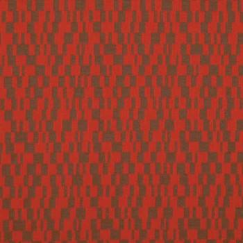 Tissu Souk Piment - Lelièvre