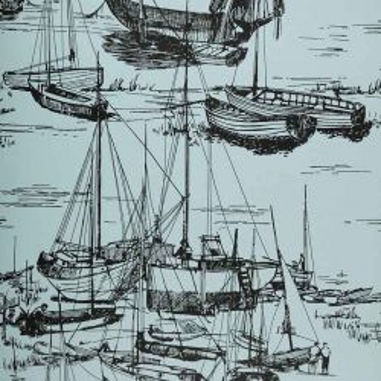 Papier peint cerulean sea