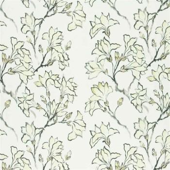 Tissu Magnolia Tree Peony