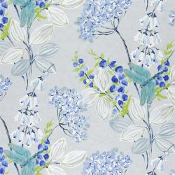 Tissu Kimono Blossom Delft