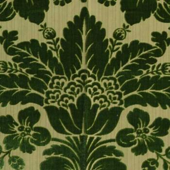 Tissu Mansart Vert
