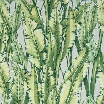Tiger Leaf Green