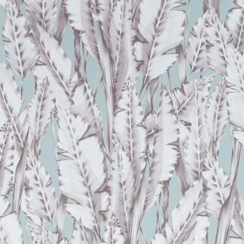 Tiger Leaf Grey / Ice