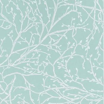 Twiggy Eau de Nil / White / Silver