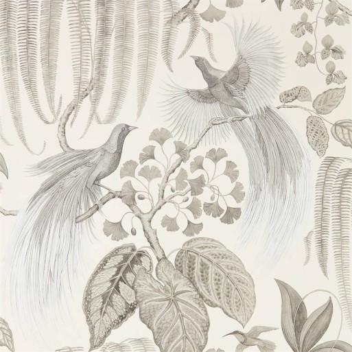 Bird Of Paradise Linen