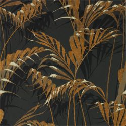 Palm House Charcoal / Gold