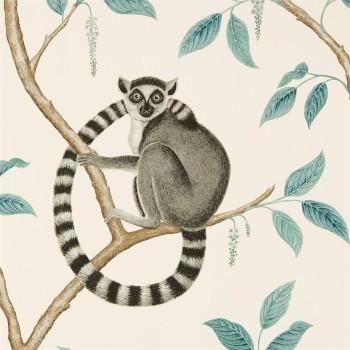 Ringtailed Lemur Stone / Eucalyptus