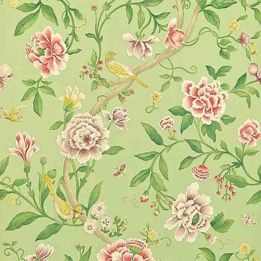 Porcelain Garden Rose/Fennel