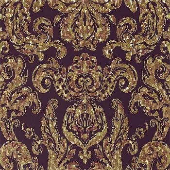 Brocatello Briolette Bronze / Burgundy