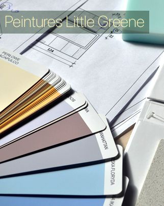 Peintures Little Greene